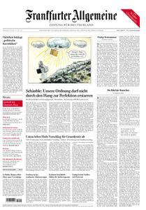 Frankfurter Allgemeine Zeitung F.A.Z. - 23. Mai 2019