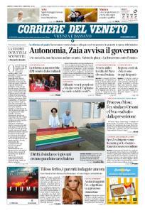 Corriere del Veneto Vicenza e Bassano – 13 luglio 2019