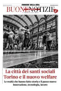 Corriere della Sera Buone Notizie – 19 novembre 2019