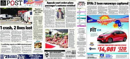 The Guam Daily Post – July 12, 2018