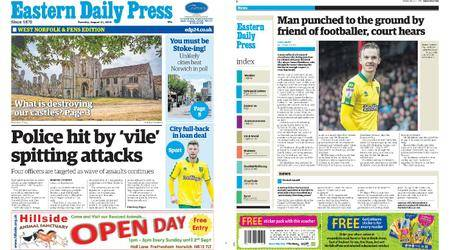 Eastern Daily Press – August 21, 2018