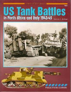 US Tank Battles in North Africa and Italy 1943-45 (Concord 7051)