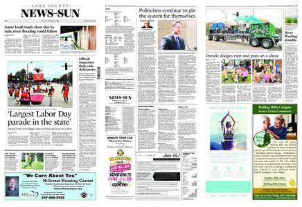 Lake County News-Sun – September 04, 2018