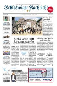 Schleswiger Nachrichten - 06. Februar 2019