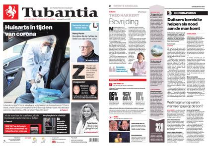 Tubantia - Hengelo – 28 maart 2020