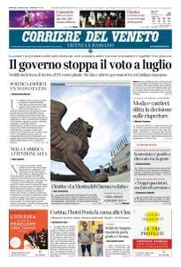 Corriere del Veneto Vicenza e Bassano - 21 Aprile 2020