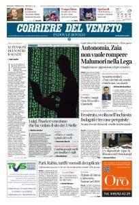 Corriere del Veneto Padova e Rovigo - 7 Febbraio 2018