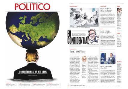 Politico Europe – July 12, 2018