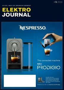 Elektro Journal - Mai 2016