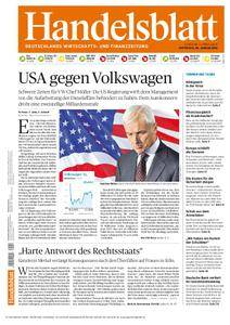 Handelsblatt - 06. Januar 2016