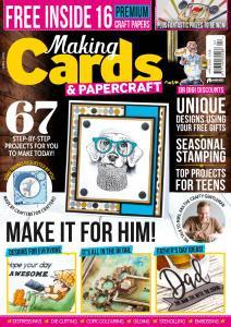 Making Cards & Papercraft - April 2018