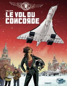 Gilles Durance - Tome 3 - Le Vol du Concorde (2018)