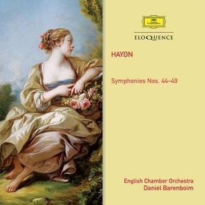 English Chamber Orchestra & Daniel Barenboim - Haydn: Symphonies Nos. 44-49 (2018)