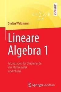 Lineare Algebra 1: Die Grundlagen für Studierende der Mathematik und Physik (repost)