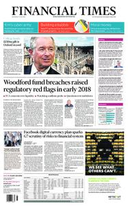 Financial Times UK – June 19, 2019