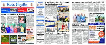The Ross Gazette – June 19, 2019