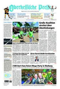 Oberhessische Presse Marburg/Ostkreis - 07. Mai 2018