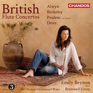 Emily Beynon - British Flute Concertos (2012)