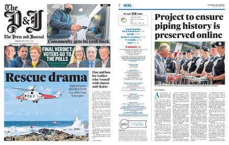 The Press and Journal Moray – May 06, 2021