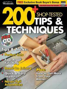 200+ Shop-Tested Tips & Techniques 2010 (Woodsmith Special Edition)