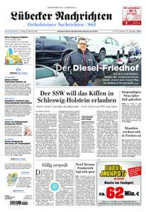 Lübecker Nachrichten Ostholstein Süd - 08. Februar 2019