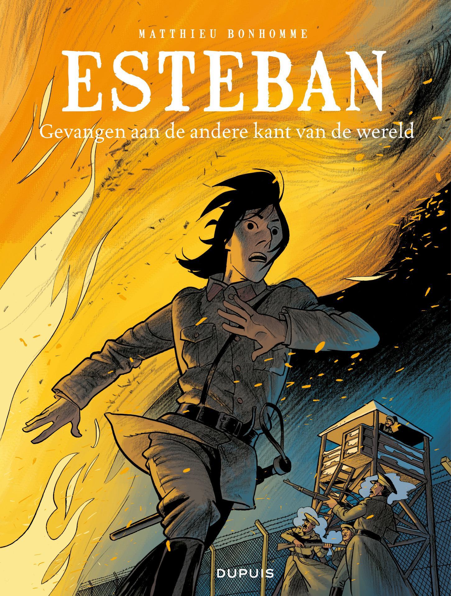 Esteban - 04 - Gevangen Aan De Andere Kant Van De Wereld