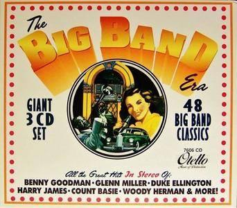 VA - The Big Band Era (3CD) (1995) {Otello} **[RE-UP]**