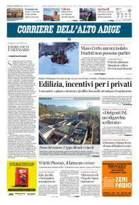 Corriere dell'Alto Adige - 23 Gennaio 2018
