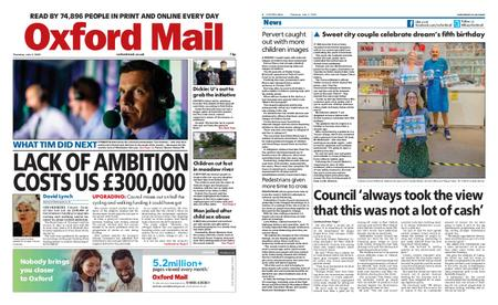 Oxford Mail – July 02, 2020