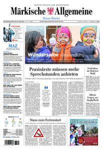 Märkische Allgemeine Dosse Kurier - 13. April 2019