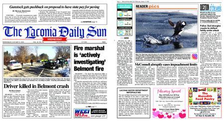 The Laconia Daily Sun – January 22, 2020