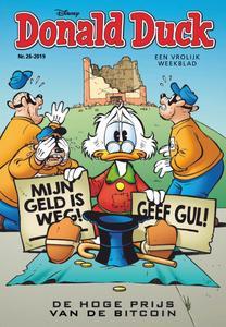 Donald Duck - 20 juni 2019