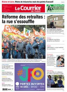 Le Courrier de l'Ouest Cholet – 11 décembre 2019