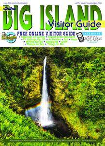 Aloha - Big Island Visitor Guide - September 2018