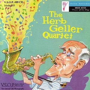 The Herb Geller Quartet - The Herb Geller Quartet (1993/2019)