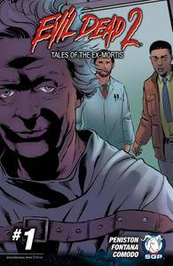 Evil Dead 2 Tales Of The Ex-Mortis 0012015 Digital