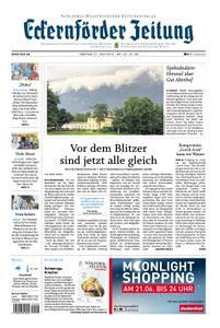 Eckernförder Zeitung - 21. Juni 2019