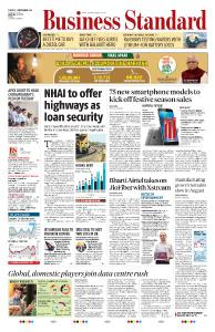 Business Standard - September 3, 2019