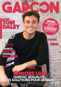 Garçon Magazine - Novembre-Décembre 2018