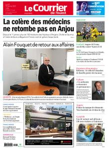 Le Courrier de l'Ouest Angers – 15 février 2021