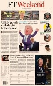 Financial Times Europe - May 8, 2021
