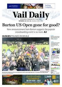 Vail Daily – October 16, 2021