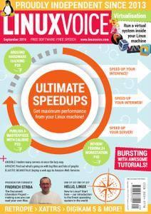 Linux Voice - September 2016