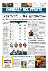Corriere del Veneto Vicenza e Bassano – 28 maggio 2019