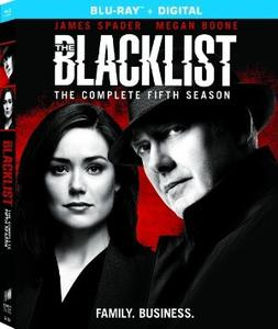 The Blacklist (2017) [Complete Season 5]