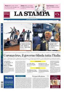 La Stampa Torino Provincia e Canavese - 10 Marzo 2020