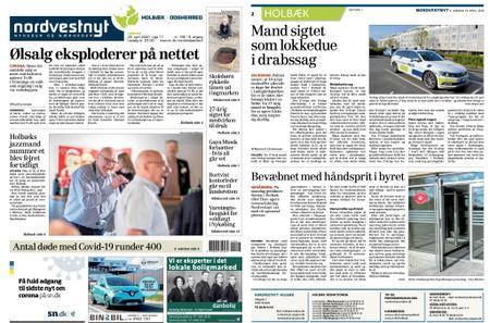 Nordvestnyt Holbæk Odsherred – 25. april 2020