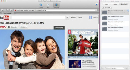 Wondershare Video Converter Ultimate 4.1.1