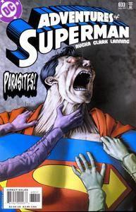 Adventures of Superman 633 -nom HaCsA