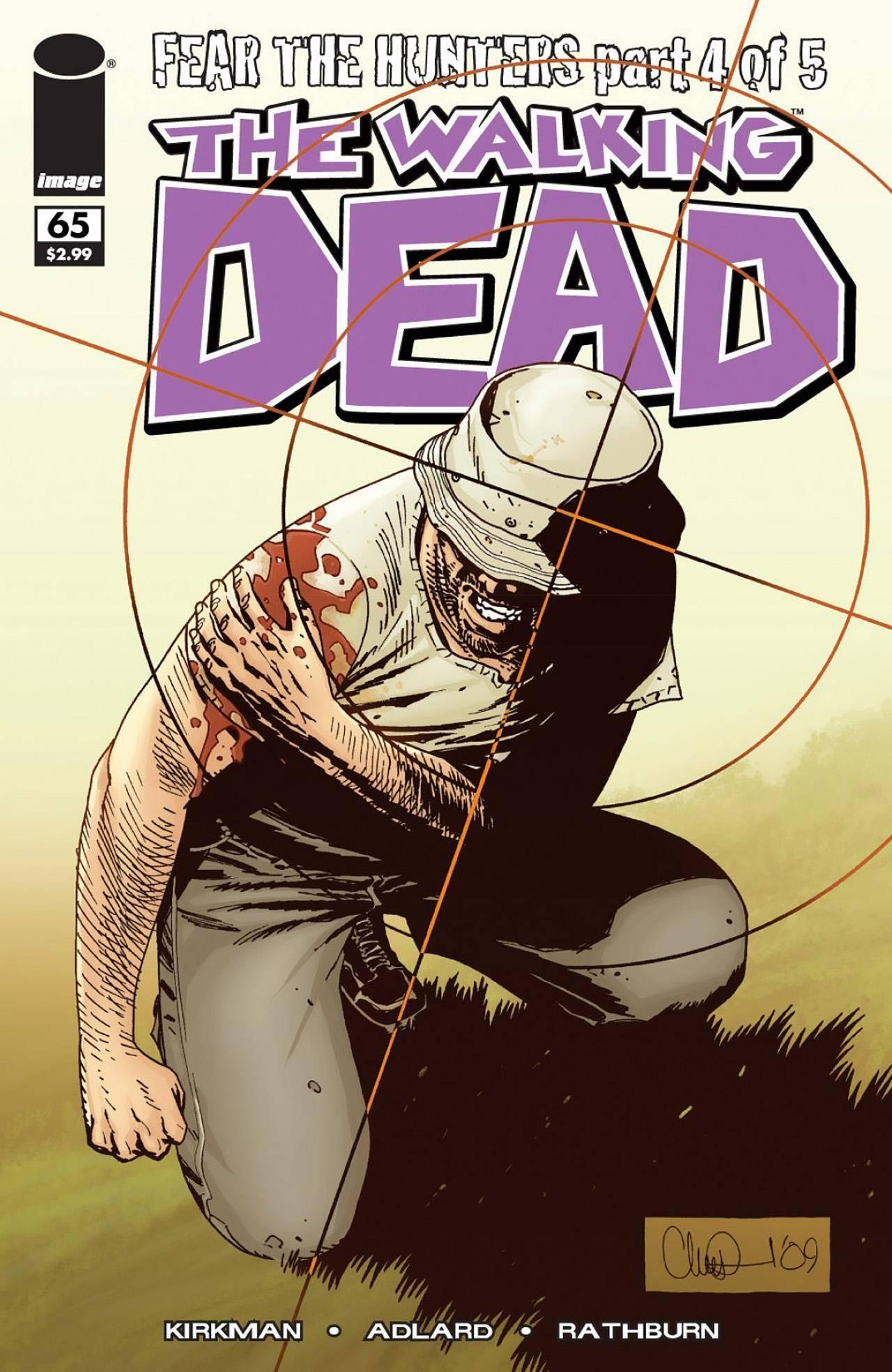 Walking Dead 065 2009 digital